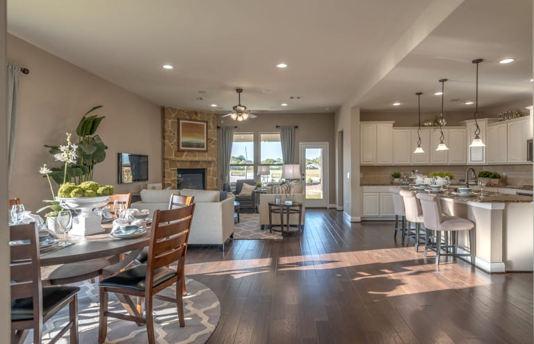 New Construction Homes in KilleenTemple | Centex