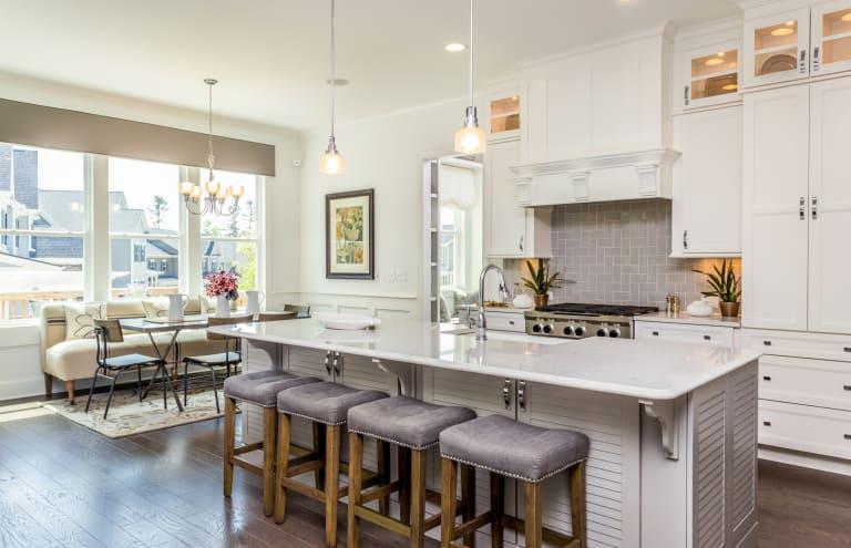 New Homes Charlotte NC | Luxury Homes | Luxury Home Builder | John Wieland  | JW