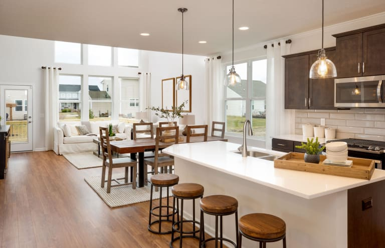 New Homes Construction In Columbus Home Builders Pulte