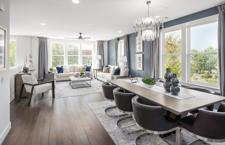 Astounding New Homes For Sale In Maryland New Construction Homes Pulte Interior Design Ideas Pimpapslepicentreinfo