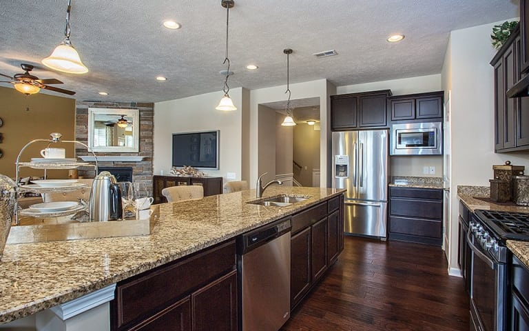 Ascend In Copley, Oh At Arbor Chase | Pulte