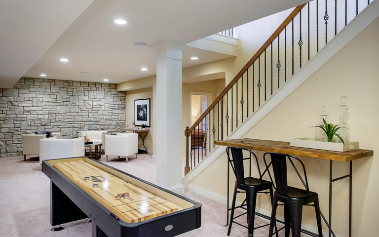 Lyon in Fishers, IN at The Haven   Pulte