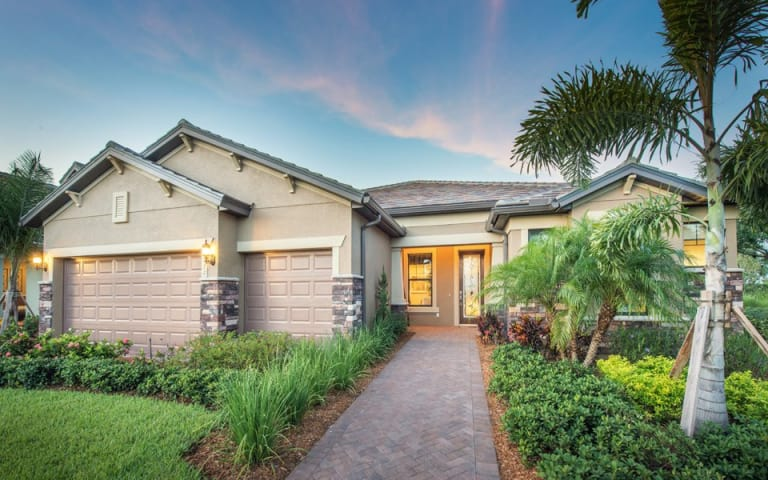 Del Webb Florida >> Pinnacle In Ave Maria Fl At Del Webb Naples Del Webb