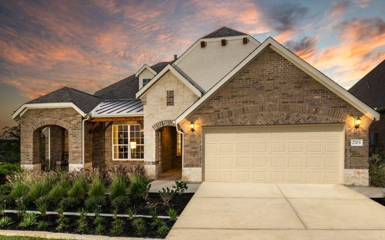 Pulte Homes Floor Plans San Antonio