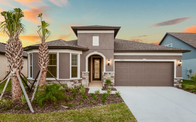 Pulte homes tampa fl taraba home review for Epperson ranch homes