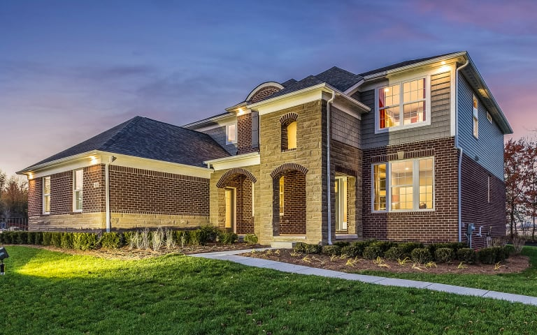 woodside in lake orion mi at bald mountain pulte