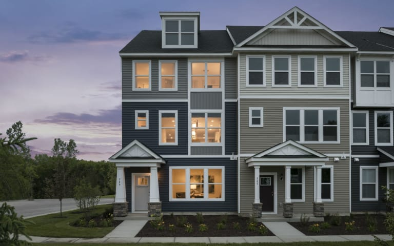 Portsmill in Prior Lake, MN at Trillium Cove Freedom Series | Pulte