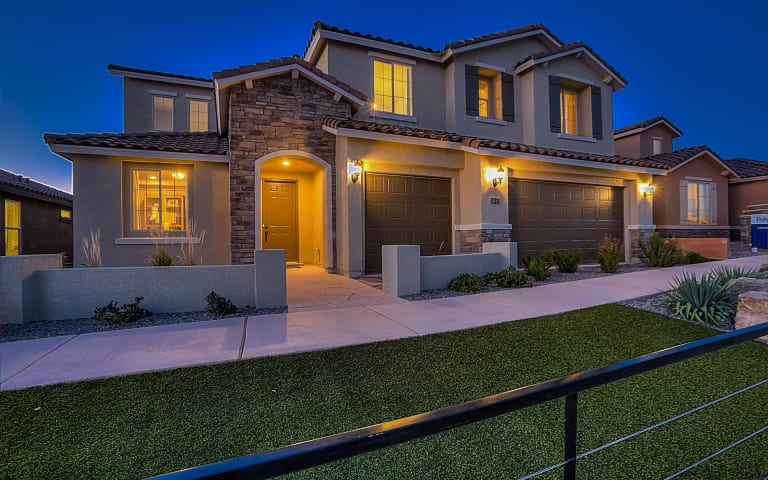 Messina in Rio Rancho, NM at Cabezon | Pulte