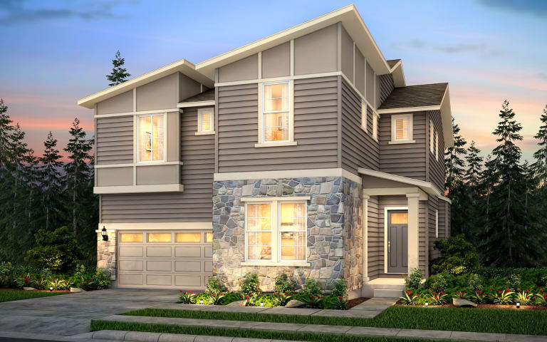 Lynwood In Bothell Wa At Meadows At Palm Creek Pulte