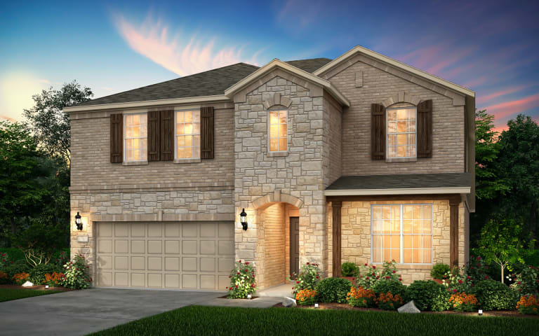 Sweetwater in Spring, TX at The Grove at Gleannloch Farms | Pulte