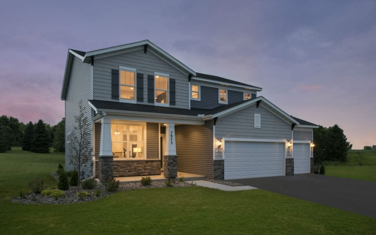 Newberry In Woodbury Mn At Southridge Expressions Collection Pulte