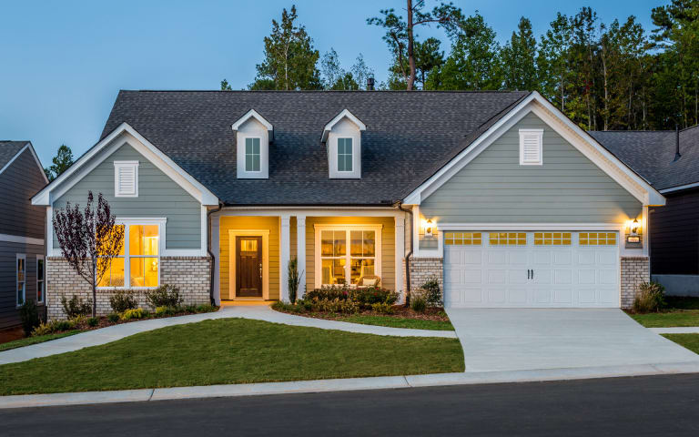 Dunwoody Way in Wake Forest, NC at Del Webb at Traditions | Del Webb