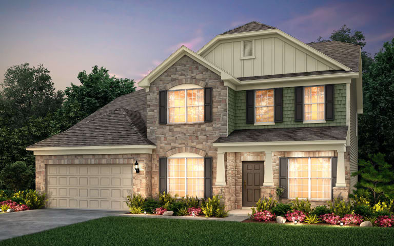 Riverton in Charlotte, NC at Chapel Cove | Pulte