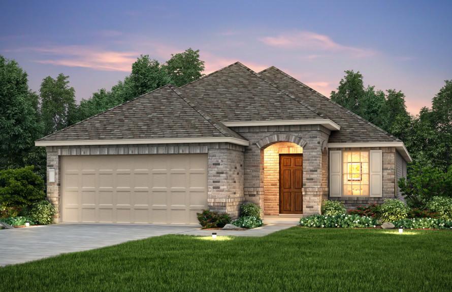 New Homes At Arcadia Ridge-The Arbor