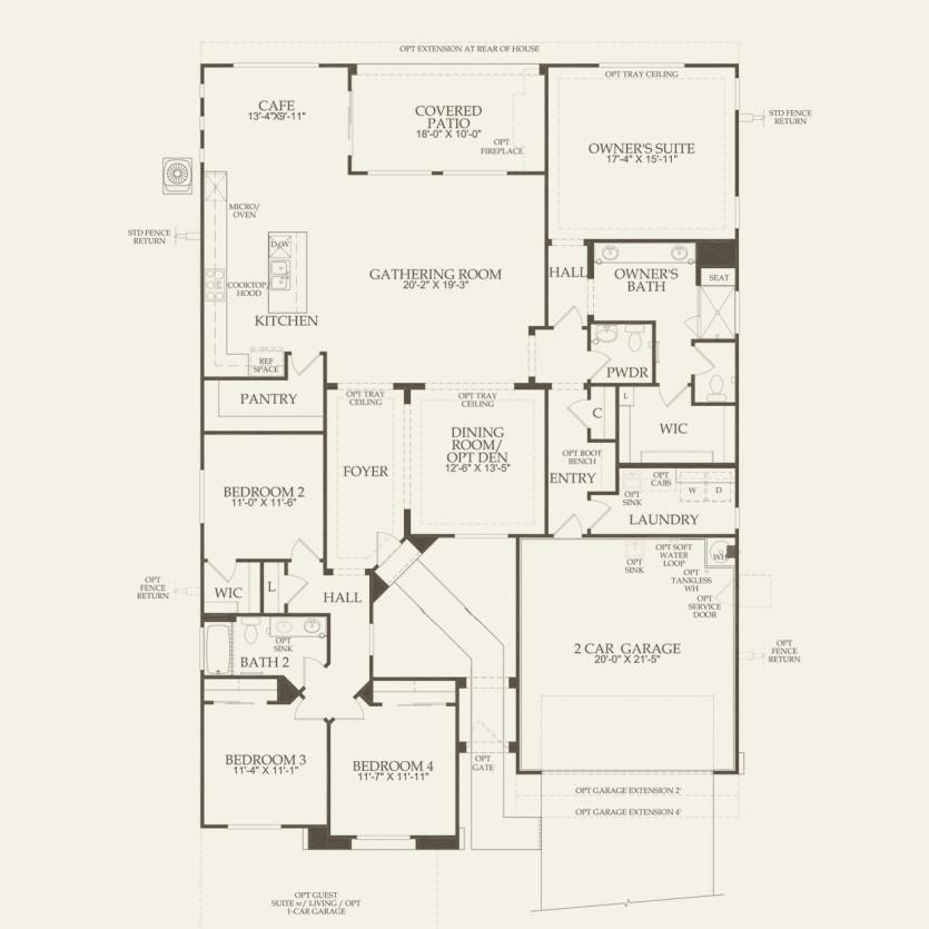 Tucson Home Builders Floor Plans – Tucson Home Builders Floor Plans