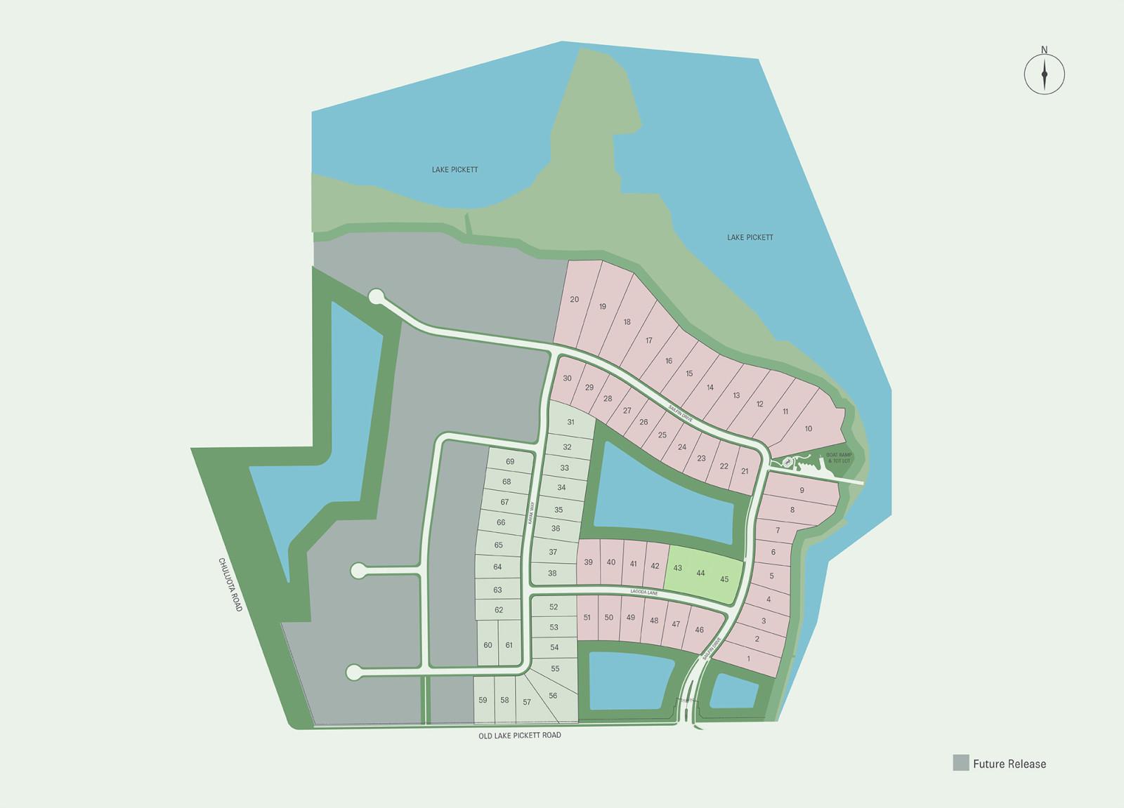 Lot Map Image