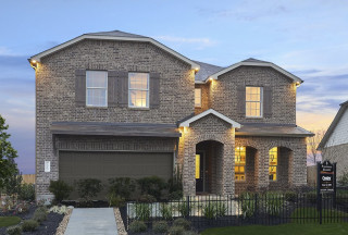 New Homes At The Woods Of Conroe In Conroe Texas Centex