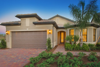 New Homes At Lakes At Waterway Village In Vero Beach