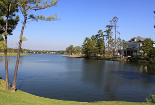 New Homes At The Woodlands At Creekside Park In The
