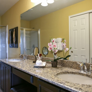 Upgraded Granite Countertops