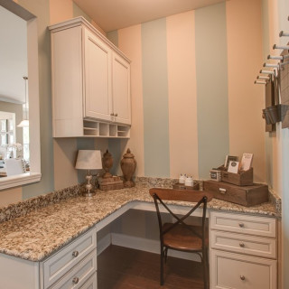 Granite Countertops in the Pulte Planning Center®