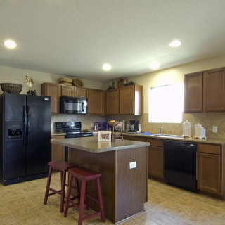 Upgrade Laminate Countertops in Kitchen