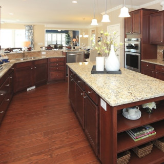 The Included Features 2016 Package: Upgraded granite in kitchen