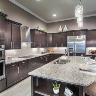 Built-In Stainless Steel Kitchen Appliances