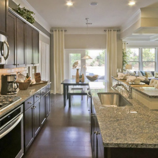 Gourmet Kitchen with Built-in Appliances
