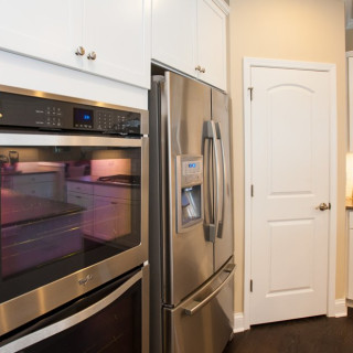 Stainless Steel Built-in Appliances