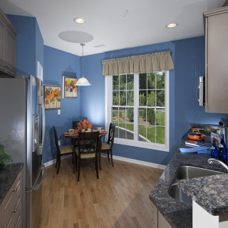 Kitchen Includes 2 Windows with Natural Light