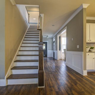 Craftsman Style Staircase