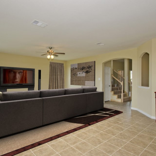 Tile Flooring available in all main living areas