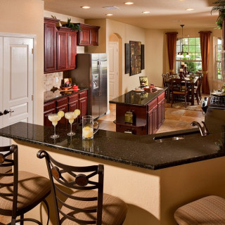 Enhanced Granite Countertops