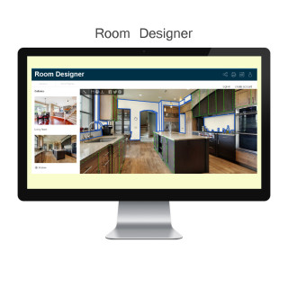 Link to Room Designer Tool