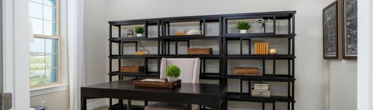 Bookshelf Decor 101: Bookshelf Decorating Ideas & Tips | Pulte