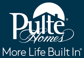 Pulte Homes More Life Built In Logo