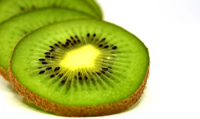 plátky kiwi
