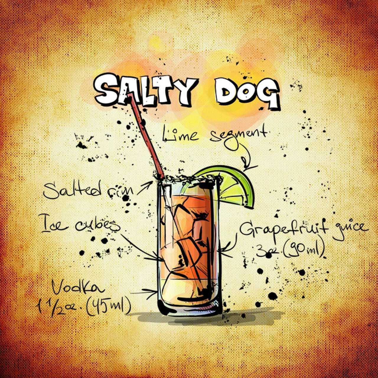 slaný pes