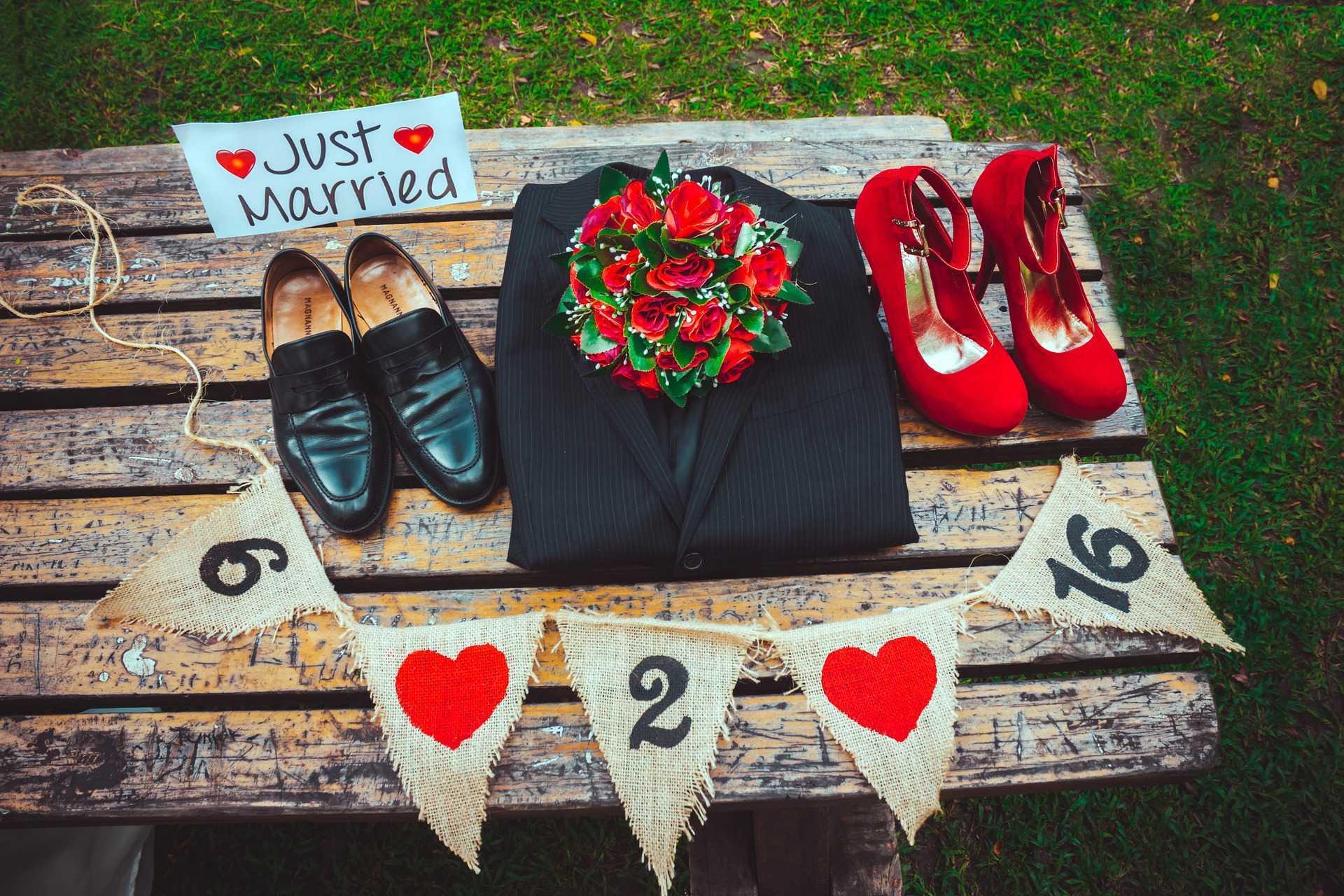 FOTO DNE – Svatba v květnu, červnu