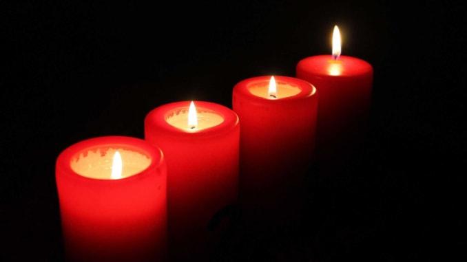 meditace- svíčky