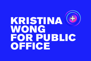 'Kristina Wong for Public Office'