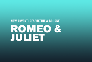 The Stratford Festival presents: 'Romeo and Juliet'