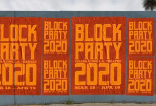Block Party 2020 Applicants