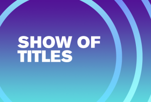 'Show of Titles'