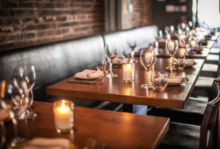 Dining in Downtown Culver City