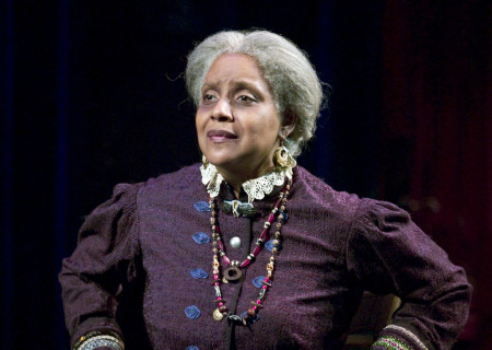 "Phylicia Rashad in ""Gem of the Ocean"" at the Mark Taper Forum. Rashad will participate in Center Theatre Group's 50th Anniversary Celebration on Saturday, May 20, 2017, at the Ahmanson Theatre. For more information, visit CenterTheatreGroup.org/50thCelebration. Media Contact: CTGMedia@CenterTheatreGroup.org / (213) 972-7376. Photo by Craig Schwartz."