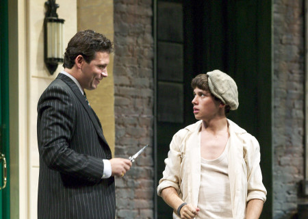 (L–R) Jeremy Sisto and Ricky Ullman in 'Dead End.'