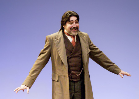 Alfred Molina in Anton Chekhov's 'The Cherry Orchard.'