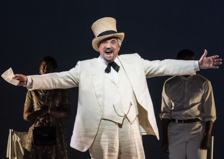 """Hal Linden in Kander and Ebb's """"The Scottsboro Boys."""""""